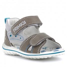 Chlapecké sandály Primigi 5365322 šedá