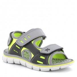 Chlapecké sandály Primigi 5392622 šedá