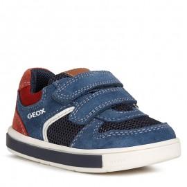 Chlapecké tenisky Geox B0243A-02214-C4276 tmavě modrá