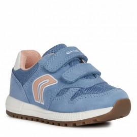 Chlapecké tenisky Geox B023ZA-02214-C4094 modrá