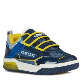 Chlapecké tenisky Geox J029CA-014BU-C0657 tmavě modrá