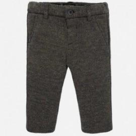 Elegantní kalhoty pro chlapce Mayoral 2533-69 šedá