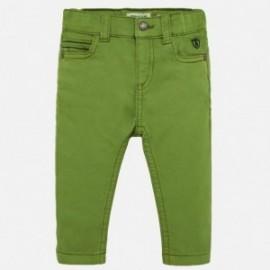 Kalhoty pro chlapce Mayoral 2538-62 zelená
