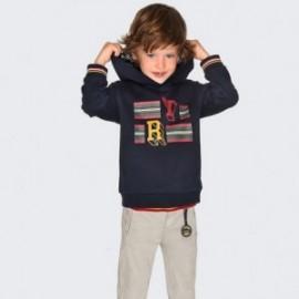Kalhoty chinos pro chlapce Mayoral 4516-86 šedá