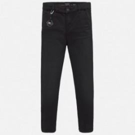 Kalhoty chlapci Mayoral 7517-72 černá