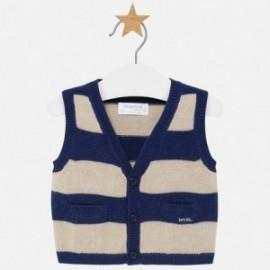 Chlapecká pletená vesta Mayoral 2310-63 granát