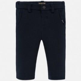 Elegantní kalhoty pro chlapce Mayoral 2533-71 granát