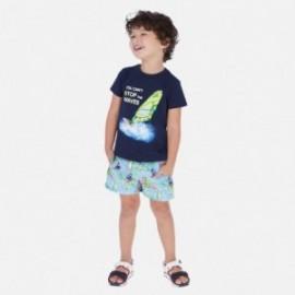Plavky pro chlapce Mayoral 3629-10 modré