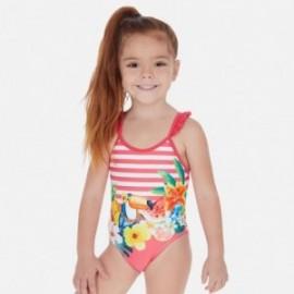 Mayoral plavky dívka 3729-72 červená