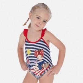 Mayoral plavky dívka 3729-71 granát