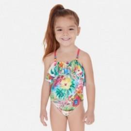 Plavky dívka Mayoral 3730-20 červená