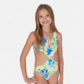 Mayoral plavky pro dívky 6726-20 modrá
