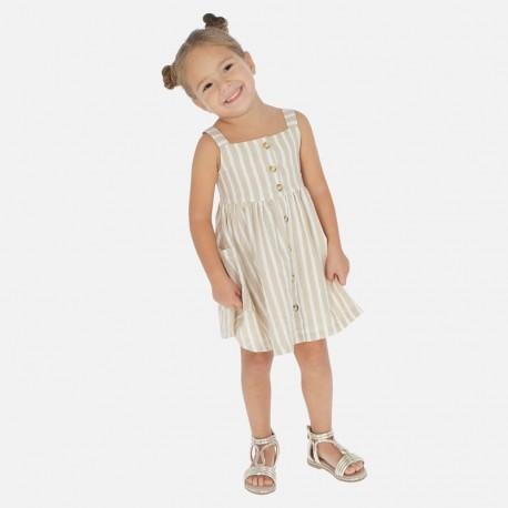 Saty prádlo holčičí Mayoral 3944-28 béžový