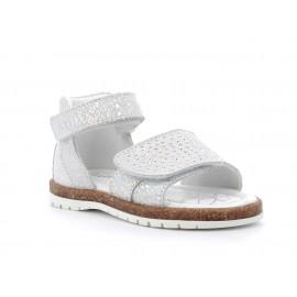 Dívčí sandály Primigi 5420100 stříbro