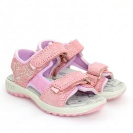 Dívčí sandály IMAC 5309501-7214-8 růžové