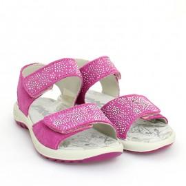 Dívčí sandály IMAC 5309400-7067-6 fuchsie