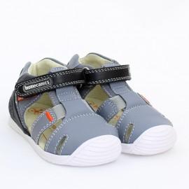 Biomecanics 202136 chlapci sandály šedá