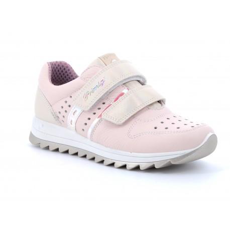 Primigi 5378511 růžové tenisky pro dívky