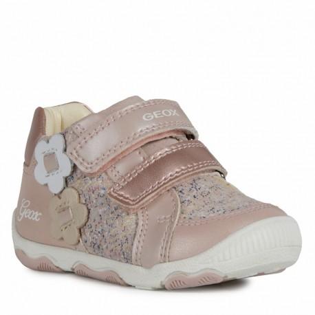 Dívčí boty Geox B020QA-00744-C8172 růžová