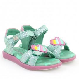 Dívčí sandály Agata Ruiz De La Prada 202952 zelená