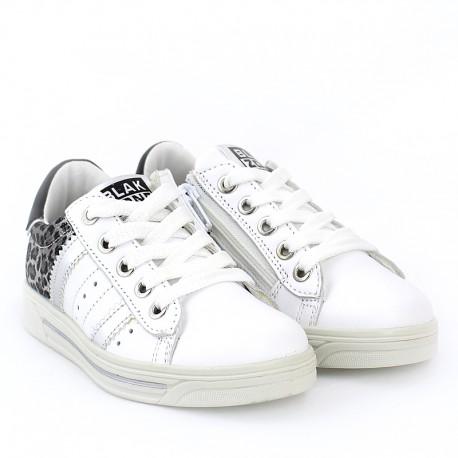 Dívčí tenisky IMAC 5304100-1405-11 bílé