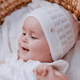 TAKOTA dívčí klobouk Jamiks JWC188 bílý