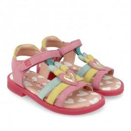 Dívčí sandály Agata Ruiz De La Prada 202955 růžová