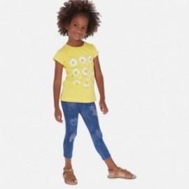 Dívčí legíny Mayoral 3716-47 tmavě modrá