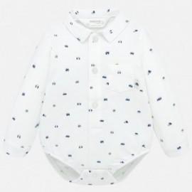 Tělo košile pro chlapce Mayoral 1788-94 Modrý