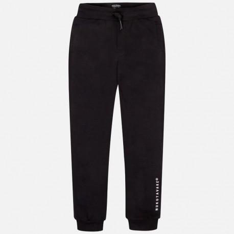 Dlouhé kalhoty chlapec Mayoral 744-35 Černá