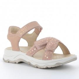 Primigi 5389811 růžové sandály pro dívky