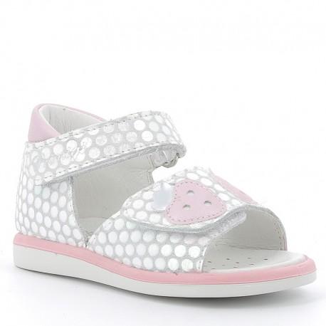 Primigi 5368911 dívčí sandály růžové