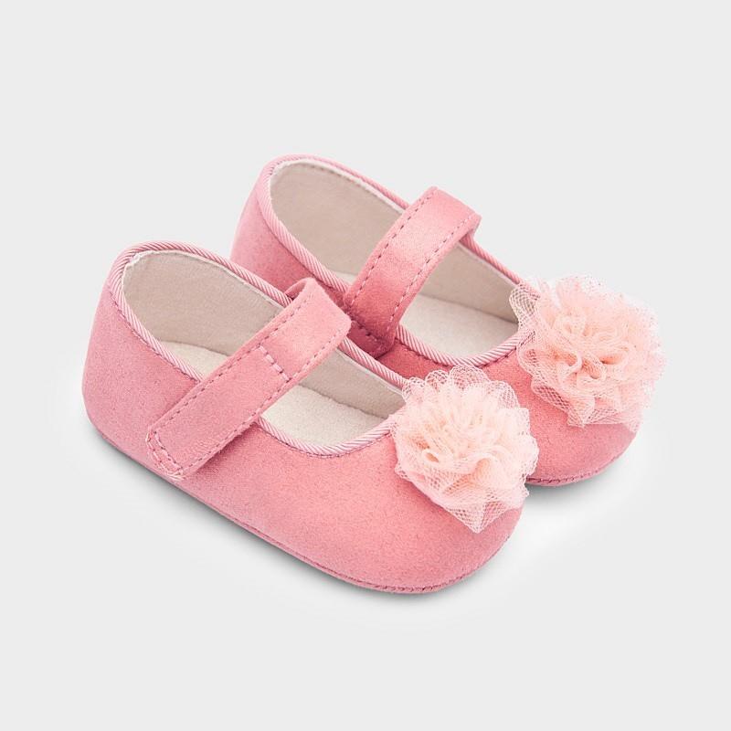 Elegantní boty pro dívky Mayoral 9339-29 růžové