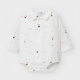 Košile pro chlapce Mayoral 2778-15 bílá