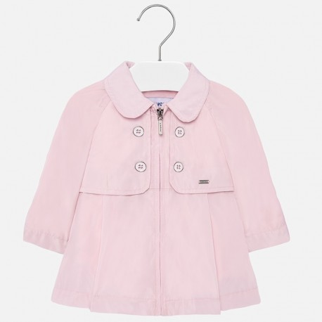 Dívčí kabát Mayoral 1474-26 růžový